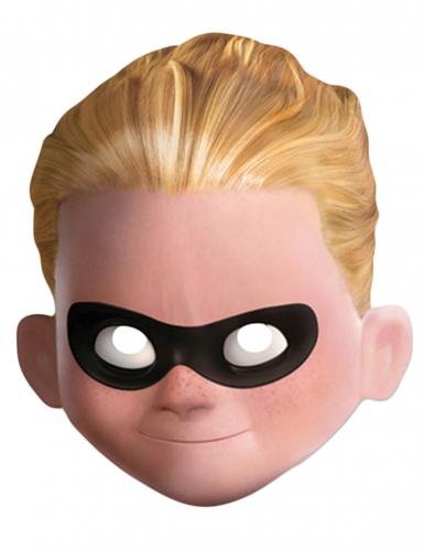 Máscara de cartão Flecha Pera - The Incredibles : Os Super-Heróis™ adulto