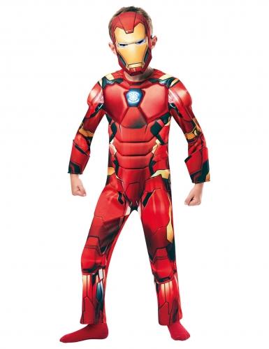 Disfarce luxo Iron Man™ criança-1
