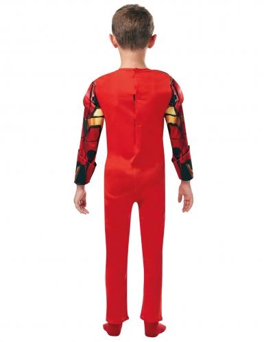 Disfarce luxo Iron Man™ criança-2