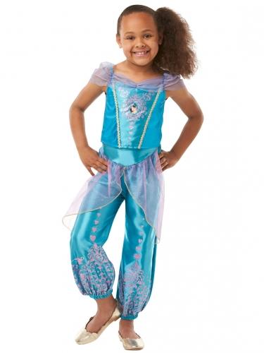 Disfarce princesa Jasmine ™ menina