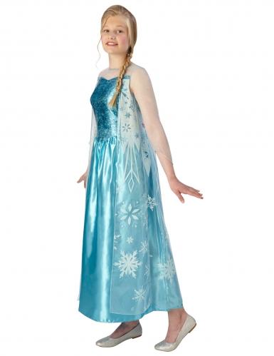 Disfarce clássico Elsa Frozen™ adolescente