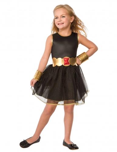 Disfarce Viúva negra Avengers™ com tutu menina - Os Vingadores™