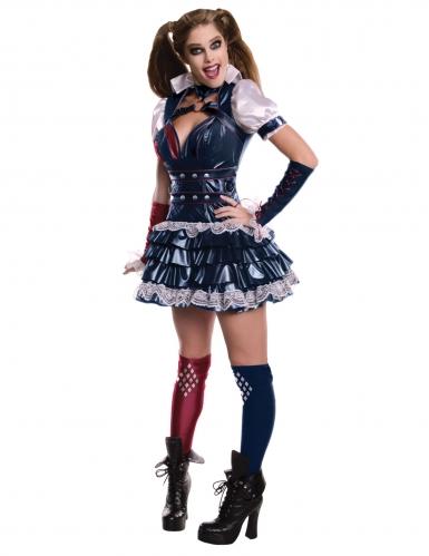 Disfarce Harley Quinn Arkham Knight™ mulher