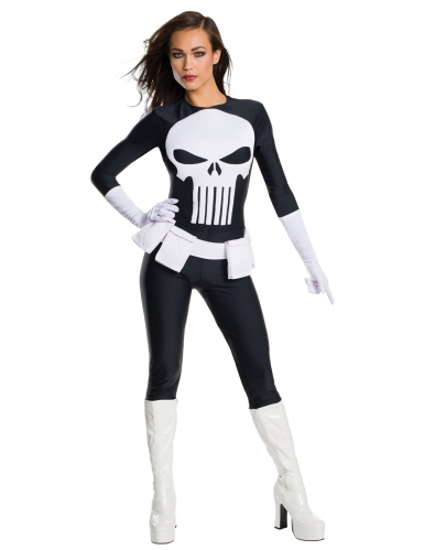 Disfarce The Punisher™ mulher