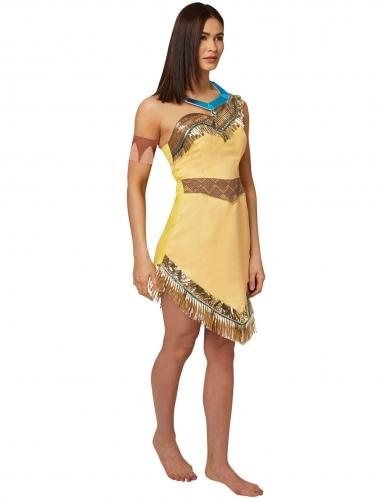 Disfarce classico Pocahontas™ mulher-1