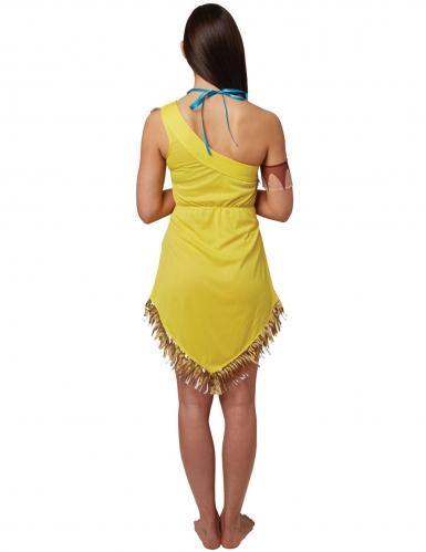 Disfarce classico Pocahontas™ mulher-2