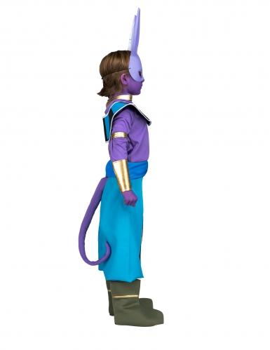 Coffret Disfarce com máscara Beerus Dragon Ball™ criança-1
