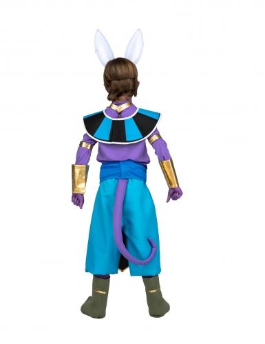 Coffret Disfarce com máscara Beerus Dragon Ball™ criança-2