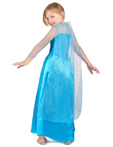 Disfarce rainha do gelo menina-2