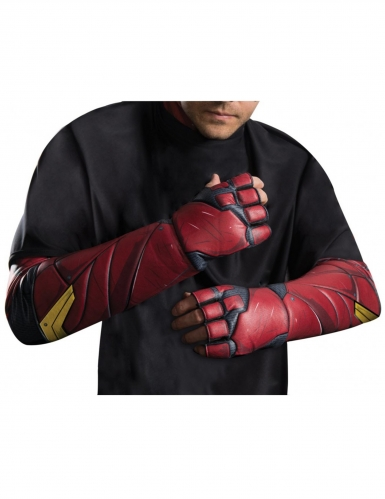Luvas Flash justice League™ adulto
