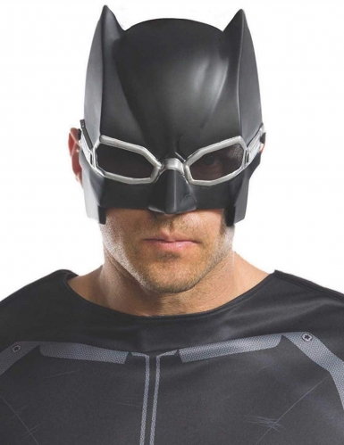Meia máscara tactical Batman Justice League™ adulto