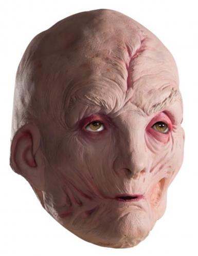 Máscara de látex Supremo Leader Snoke The Last Jedi™ adulto