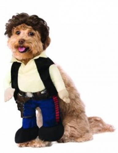 Disfarce Han Solo Star Wars™ para cão