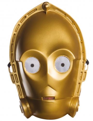 Máscara C-3PO Star Wars™ adulto