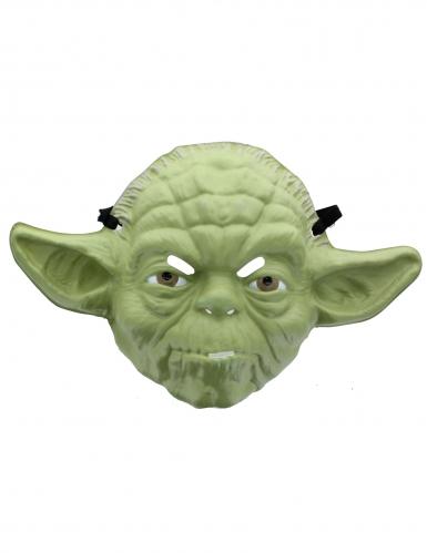 Máscara Yoda Star Wars™ adulto