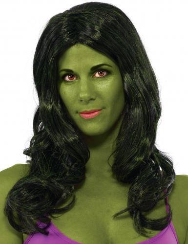 Peruca Hulk™ mulher