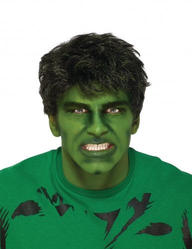 Peruca Hulk™ adulto