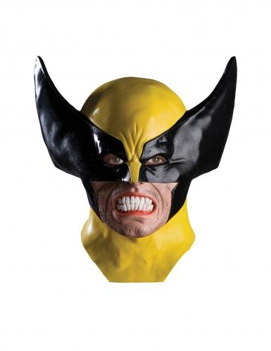 Wolverine™-Maske X-Men-Maske schwarz-gelb
