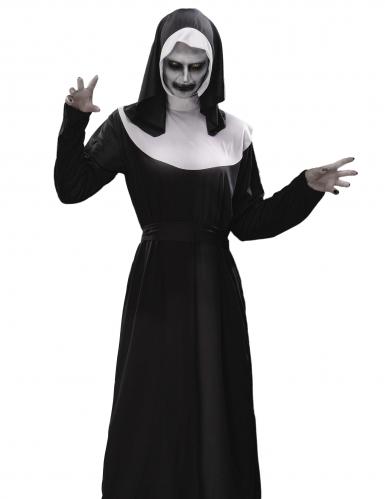 Pack disfarce freira zombie mulher