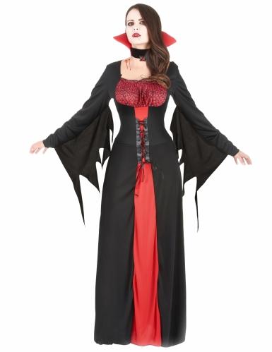 Pack disfarce vampira sangrenta mulher-1