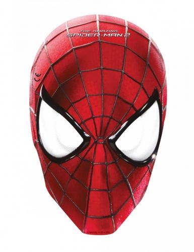 6 Máscaras de cartão The Amazing Spider-Man™