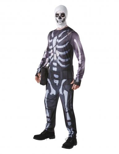 Disfarce Skull Trooper Fortnite™ adulto