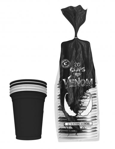 20 Copos Americanos Original Cup Venom™ 53 cl-1