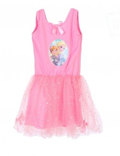 Vestido tutu cor-de-rosa Frozen™ menina