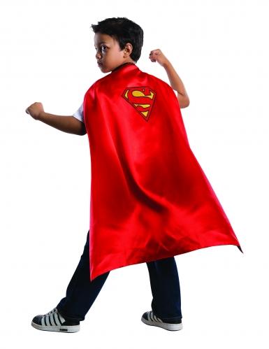 Capa vermelha Supoerman™ criança Superhomem-1