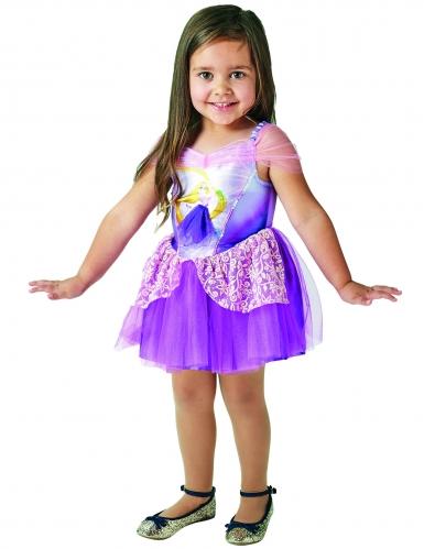 Disfarce Princesa Bailarina Rapunzel™ menina