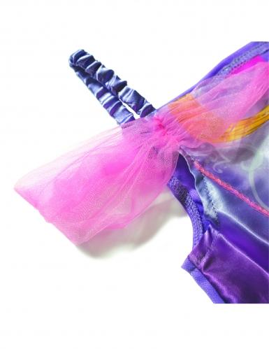 Disfarce Princesa Bailarina Rapunzel™ menina-4