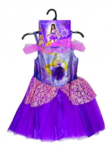 Disfarce Princesa Bailarina Rapunzel™ menina-6