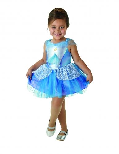 Disfarce Princesa bailarina Cinderela™ menina-2