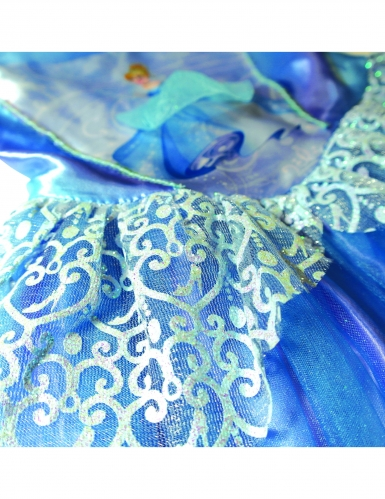 Disfarce Princesa bailarina Cinderela™ menina-5