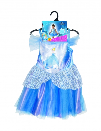 Disfarce Princesa bailarina Cinderela™ menina-6