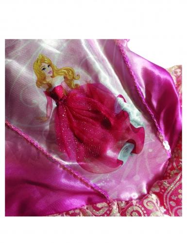 Disfarce Princesa Bailarina Aurora™ rosa menina-3