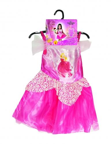 Disfarce Princesa Bailarina Aurora™ rosa menina-4