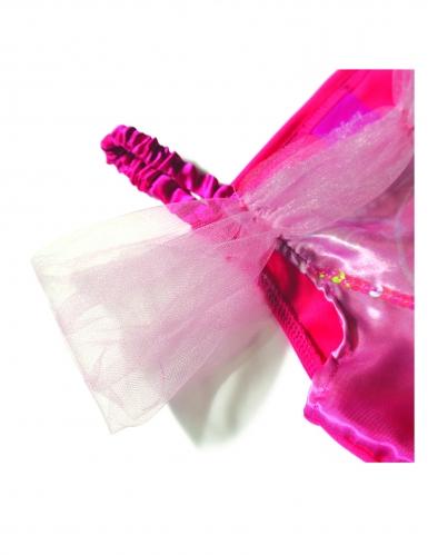 Disfarce Princesa Bailarina Aurora™ rosa menina-5