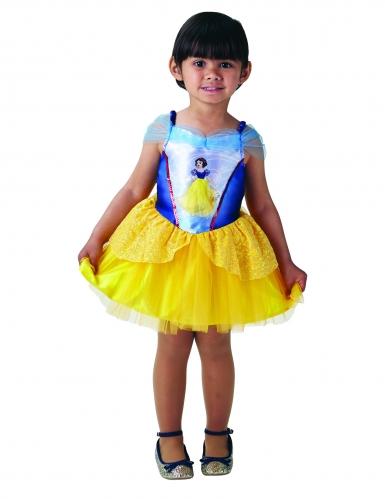 Disfarce Princesa Bailarina Branca de Neve™ menina-5