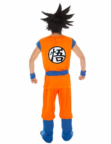Disfarce Goku Saiyan Dragon Ball Z™ adulto-1
