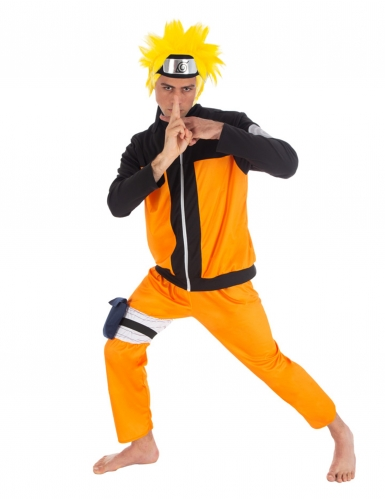 Disfarce Naruto™ adulto