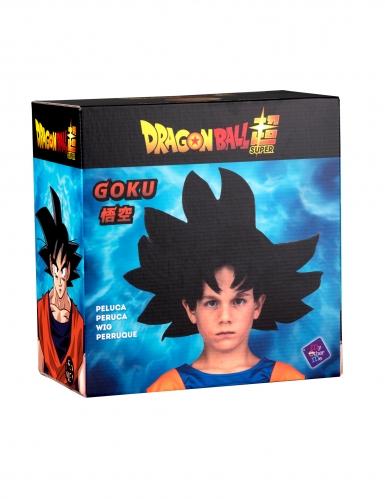 Peruca Goku Dragon Ball™ criança-1