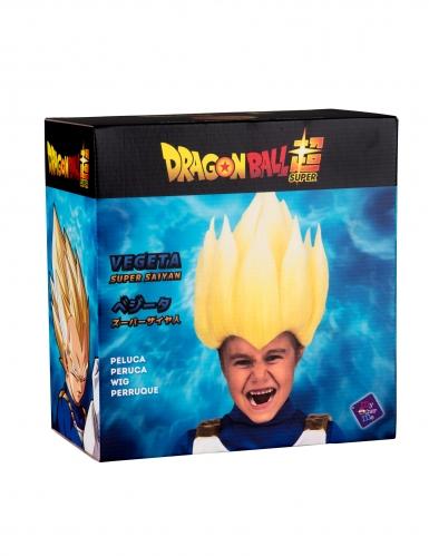 Peruca Super Saiyan Vegeta Dragon Ball Z™ criança-1