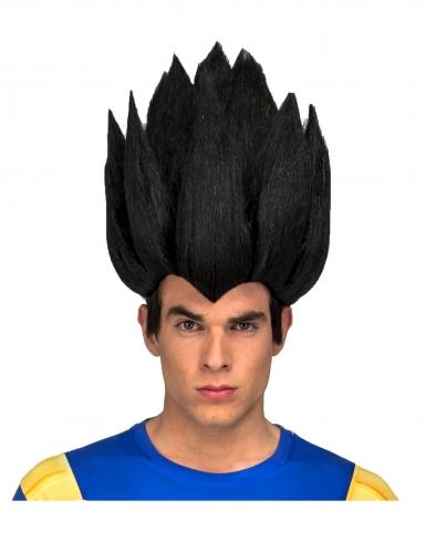 Peruca Vegeta Dragon Ball™ adulto