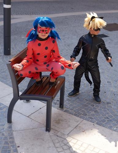 Disfarce Ladybug™ clássico menina Miraculous™-2