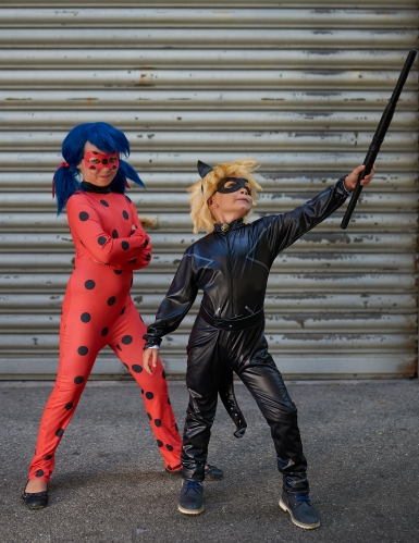 Disfarce Ladybug™ clássico menina Miraculous™-3