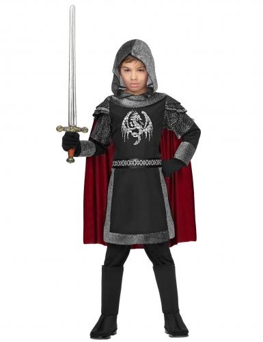 Disfarce cavaleiro dos dragões criança-1