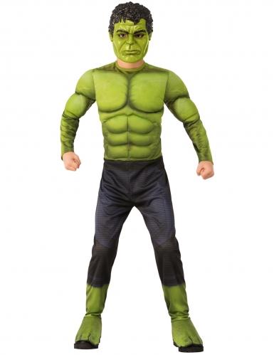 Disfarce Hulk Avengers Infinity War™ criança