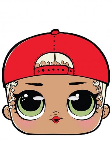 Máscara de cartão Mc Swag LOL Surprise™