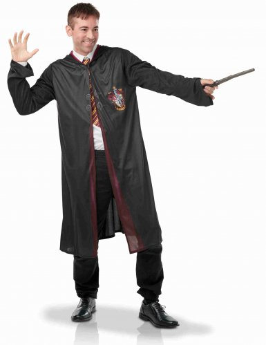 Disfarce com acessórios Harry Potter™ adulto